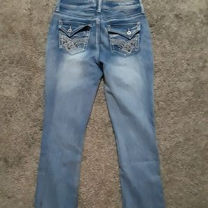 Like New Hydraulic Bootcut Jeans